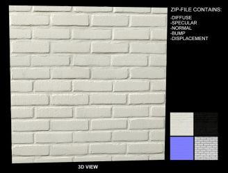 Brick Texture 8 - Seamless by AGF81