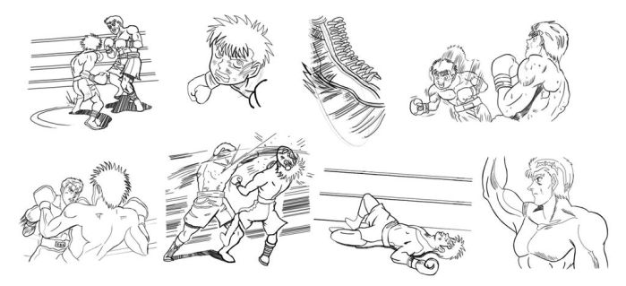 What if Yusuke beat Ippo? by SwayzeOne