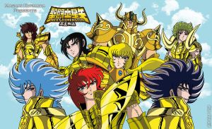 Saint Seiya - Next Dimension by Eros79