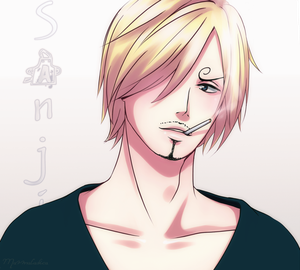 Sanji X reader Cursed (Chapter six) by wolfiemoonsong on