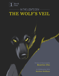 The Wolf's Veil cover (updated) by Respeanut