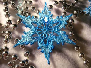 Snowflake II by Anita-dragon-fly