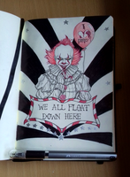 Pennywise by ChaoticAtaraxia