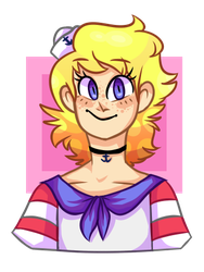 The Sailor by TrashcanPriince