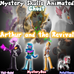 Mystery Skulls - Revival - Chapter 19 by Petalthorn