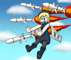 Missiles Away by Scramjet747