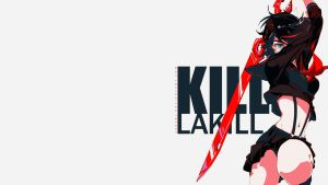 Kill la Kill - Wallpaper 1920x1080 by kilidraws