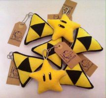 Microfiber Screencleaners of Nintendo by Ishtar-Creations