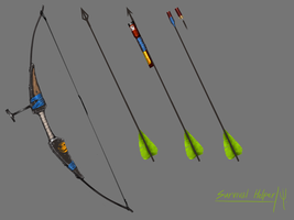 Survival bow by Kostja08