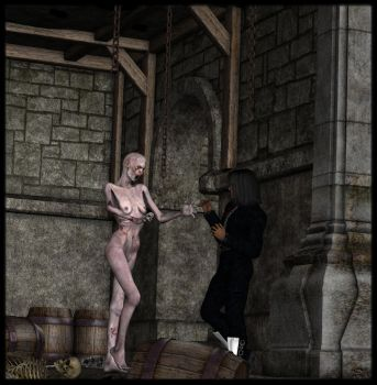Caught out by gothicenchantedangel