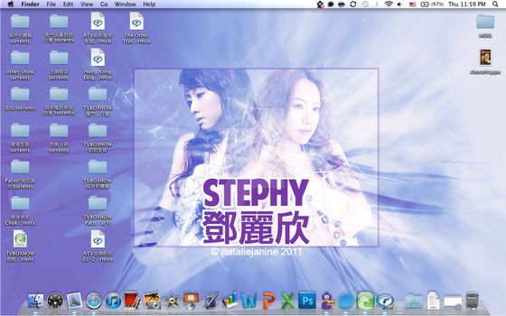 Stephy Tang Lai Yan wallpaper 1 by nataliejanine