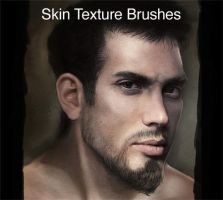 Skin Texture Brushes by nathie