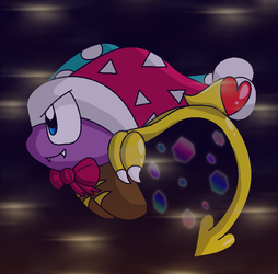 (Kirby) Jester of the Cosmos by Jaders75