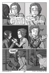 Winters in Lavelle Page 189 by keshii