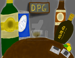 DPG Returns Title Image by DareSmithCreations