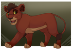 Kovu by WoolNoon