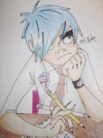 I hate school by 2D-or-not-2D