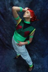Hisoka by Personified-Insanity