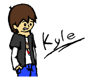 Kyle by ZoomtheHedgehog360