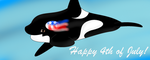 Happy 4th of July! by Dolphingurl21stuff