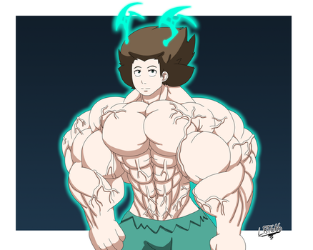 Buff Oropo by LordBlackTiger666
