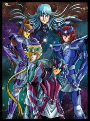 The Divine Winds Of Tragedy (Saint Seiya Fanfic) by RodWolf