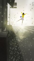 After the rain by PascalCampion