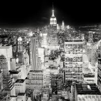 New York Skyline by xMEGALOPOLISx