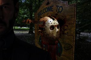 The one you send to kill the boogiemen 2: Jason by Chiracy