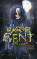 Magnificent [Wattpad Cover] by CrystalGee