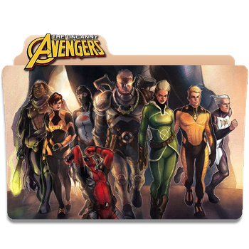 Uncanny Avengers 2 by DCTrad