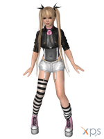 DOA5 Marie Rose Costume 05 Casual by rolance