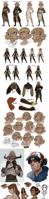 Dragon Age Dump by the-Orator