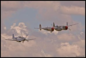 Planes of Fame 19 by AirshowDave