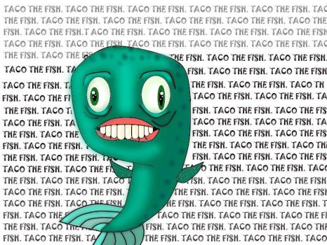 TaCo the fish by Jezelle89