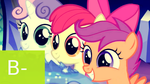 MLP FiM: S8 E6: Surf and or Turf Review by Cuddlepug