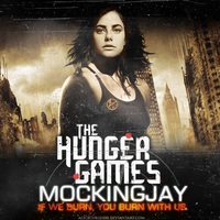 The Hunger Games: Mockingjay by AliceCullen88