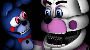 Funtime Freddy's Daily Routine |Animation in desc. by YingYang48