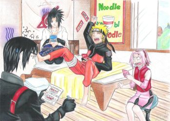 NEW TEAM 7 DSi WAR by awsomeworld125