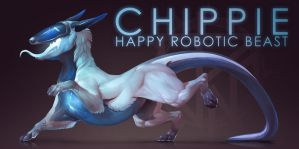 [CLOSED] Adopt auction -  CHIPPIE by quacknear