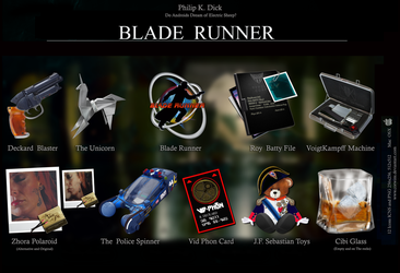BLADE RUNNER  OSX by Corwins