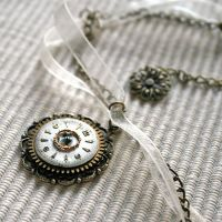 Victorian Times choker by Anthyslily