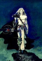 Elric by satish80