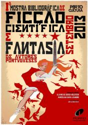 Portuguese SciFi and Fantasy Exhibit Poster by LadyEntropy