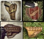 Recent Holsters by Sharpener