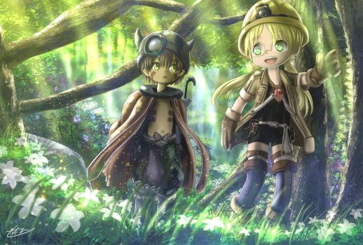 Made in Abyss by S0mniaLuc1d0