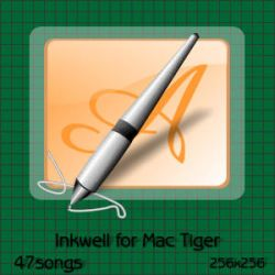 INKWELL for MAC OSX 10.4 Tiger by 47songs