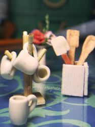 Tiny Kitchen things by margemagtoto