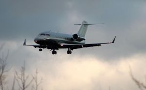 Challenger 604 by tdogg115