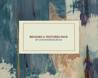 Brushes and Textures by SoDamnReckless